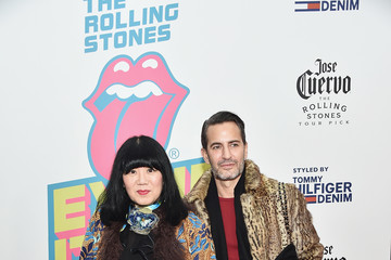 Marc Jacobs The Rolling Stones - Exhibitionism Opening Night
