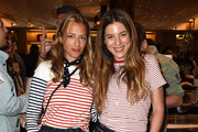 Charlotte Ronson (L) and Dani Stahl attend Marc Jacobs And Nylon Magazine Celebrate #PATCHMARC at Marc Jacobs on April 21, 2016 in Los Angeles, California.