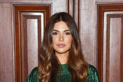 Negin Mirsalehi attends the Marc Jacobs Spring 2020 Runway Show at Park Avenue Armory on September 11, 2019 in New York City.