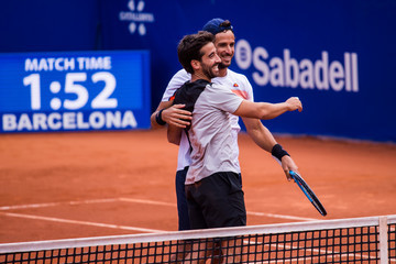 Marc Lopez Barcelona Open Banc Sabadell - Day 7