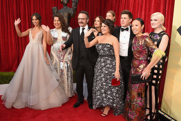 Marc Maron 24th Annual Screen Actors Guild Awards - Red Carpet