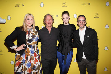 Marc Mathieu Samsung 837 Hosts Tribeca Snapchat Shorts Premiere