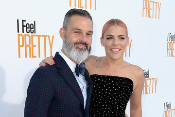 Marc Silverstein Premiere Of STX Films' 'I Feel Pretty' - Red Carpet