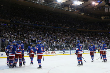 Marc Staal Henrik Lundqvist NHL Stanley Cup Final: Game 4