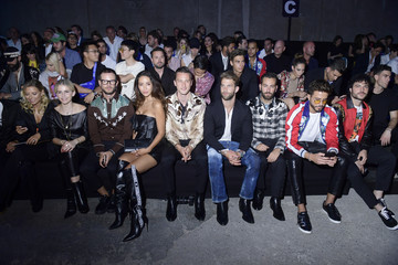 Marcel Floruss Dsquared2 - Front Row - Milan Men's Fashion Spring/Summer 2019