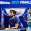 Marcel Granollers Nitto ATP World Tour Finals - Day Seven