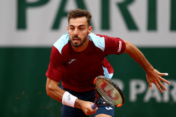 Marcel Granollers 2016 French Open - Day Three