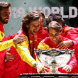 Marcel Granollers 2019 Davis Cup - Day Six