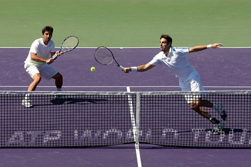 Marcel Granollers Sony Open Tennis: Day 10