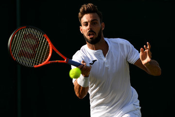 Marcel Granollers Day Two: The Championships - Wimbledon 2017