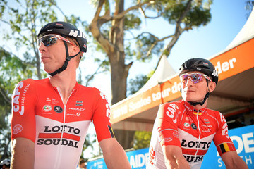 Marcel Sieberg 2018 Tour Down Under - People's Choice Classic