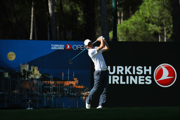 Marcel Siem Turkish Airlines Open - Day One