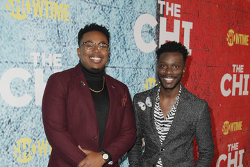 Marcel Spears Premiere of Showtime's 'The Chi' - Red Carpet