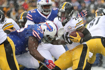 Marcell Dareus Pittsburgh Steelers v Buffalo Bills