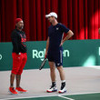 Marcelo Rios Great Britain Compete For 2019 Davis Cup