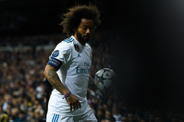 Marcelo Vieira Real Madrid vs. Juventus - UEFA Champions League Quarter Final Second Leg