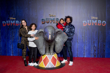Marcelo Photocall At Special Screening Of Tim Burton's 'Dumbo' In Madrid