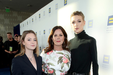 Marcia Gay Harden The Human Rights Campaign 2019 Los Angeles Gala Dinner - Red Carpet
