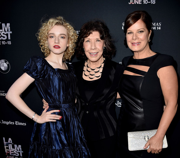 """2015 Los Angeles Film Festival -  Opening Night Premiere of Sony Pictures Classics' """"Grandma"""" - Red Carpet"""