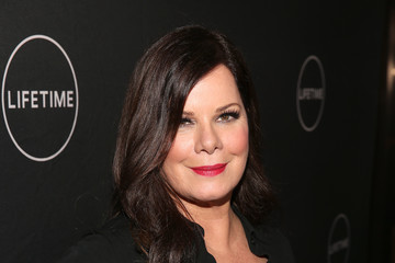 Marcia Gay Harden The Cast And Creatives Of Lifetime's Winter Movies Celebrate Their Upcoming Premieres