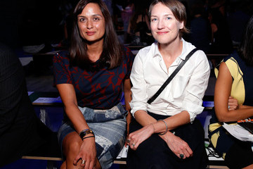 Marcia Patmos Supima - Front Row - Mercedes-Benz Fashion Week Spring 2015