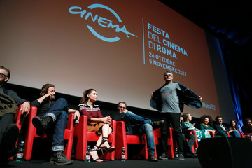 Marco Giallini 'The Place' Press Conference - 12th Rome Film Fest