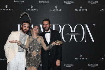 Marco Mengoni The Misia Ball - Lampoon Launch Party - Photocall