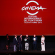 Marco Muller Collateral Awards Ceremony - The 9th Rome Film Festival