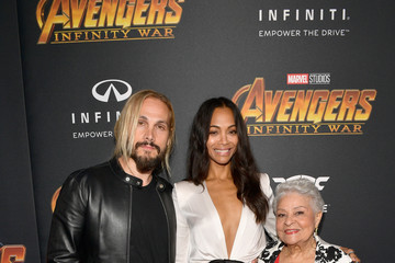Marco Perego Los Angeles Global Premiere for Marvel Studios' 'Avengers: Infinity War'