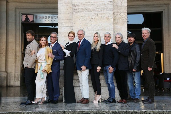 Netflix Original Movie 'Natale A 5 Stelle' Photocall