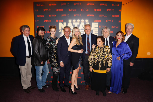 Netflix Original Movie 'Natale A 5 Stelle' World Premiere