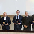Marco Rossi Italian Football Federation 'Panchine D'Oro E D'Argento' Prize