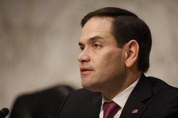 Marco Rubio Congressional Executive Commission on China Holds Hearing on Human Rights
