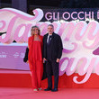 """Marco Tardelli """"The Eyes Of Tammie Fay"""" Red Carpet - 16th Rome Film Fest 2021"""