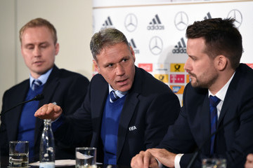 Marco Van Basten Video Referee Press Conference