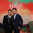 Marco de la O Netflix 'Narcos' Cocktail Party