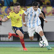 Marcos Acuña Colombia v Argentina - FIFA World Cup 2022 Qatar Qualifier