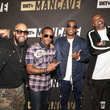 Marcos 'Kosine' Palacios BET Networks Hosts 'Mancave' Event in Los Angeles for New Late-Night Talk Show