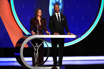 Marcus Allen Show - 2019 Laureus World Sports Awards - Monaco