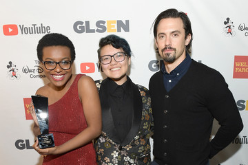 Marcus Breed 2017 GLSEN Respect Awards - Los Angeles - Inside