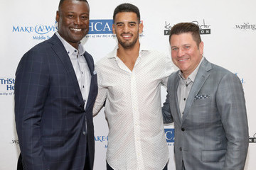 Marcus Mariota 17th Annual Waiting For Wishes Celebrity Dinner