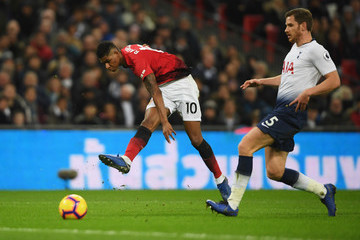 Marcus Rashford European Best Pictures Of The Day - January 13, 2019