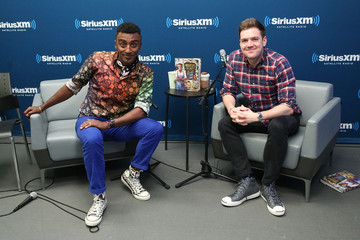 Marcus Samuelsson Max Silvestri SiriusXM Home Cooking for the Holidays