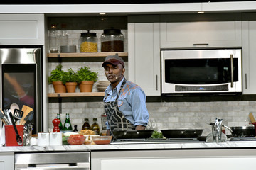 Marcus Samuelsson Food Network & Cooking Channel New York City Wine & Food Festival