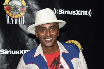 Marcus Samuelsson SiriusXM's Private Show With Guns N' Roses At The Apollo Theater Before Band Embarks On Next Leg Of Its North American 'Not In This Lifetime' Tour