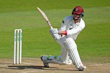 Marcus Trescothick Somerset v Lancashire - Specsavers County Championship: Division One