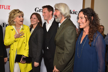Marcy Ross Premiere Of Netflix's 'Grace And Frankie' - Red Carpet