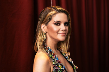 Maren Morris 2019 iHeartRadio Music Awards - Backstage