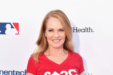 Marg Helgenberger Stand Up To Cancer Marks 10 Years Of Impact In Cancer Research At Biennial Telecast - Arrivals