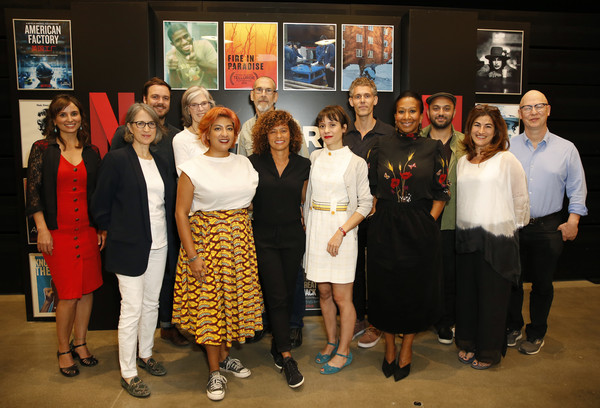 Reel to Reel: A Netflix Documentary Showcase Presented By Deadline [social group,event,team,vernissage,reel to reel: a netflix documentary showcase,united states,nicole avant,ed perkins,petra costa,margaret bodde,nadia hallgren,drea cooper,rachel lears,john haptas]